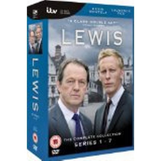 Lewis - Series 1-7 [DVD]